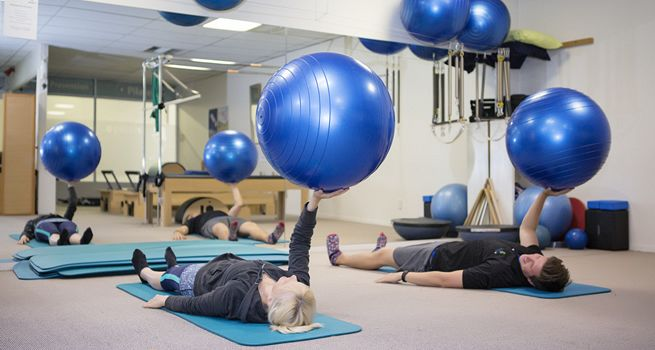 Individual, Group, Pilates Classes